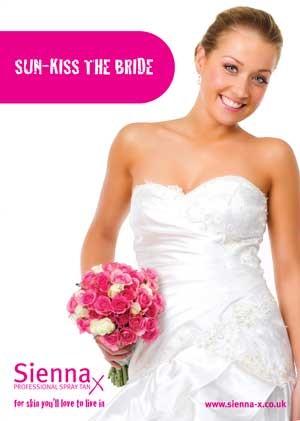 Sun kiss the bride